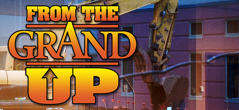 From the Grand Up, Episode 3, Stories Diner
