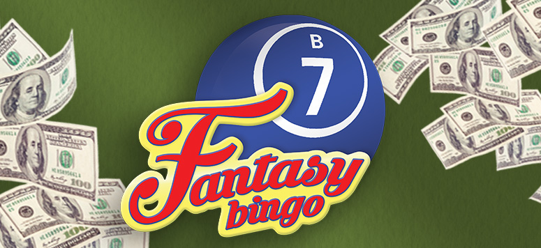 $40,000 in Fantasy Bingo payouts with a must-go coverall of $10,000!
