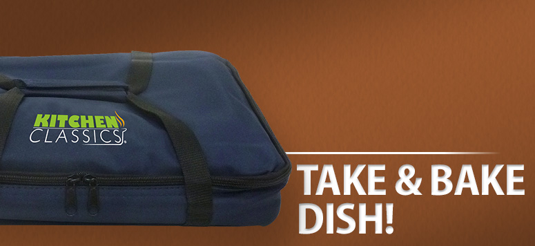 Earn 50 points and bring hearty meals right to the table with this baking dish!