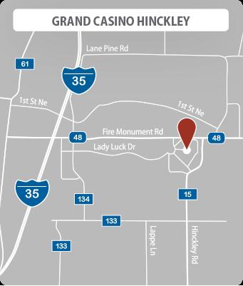 Mn casino locations