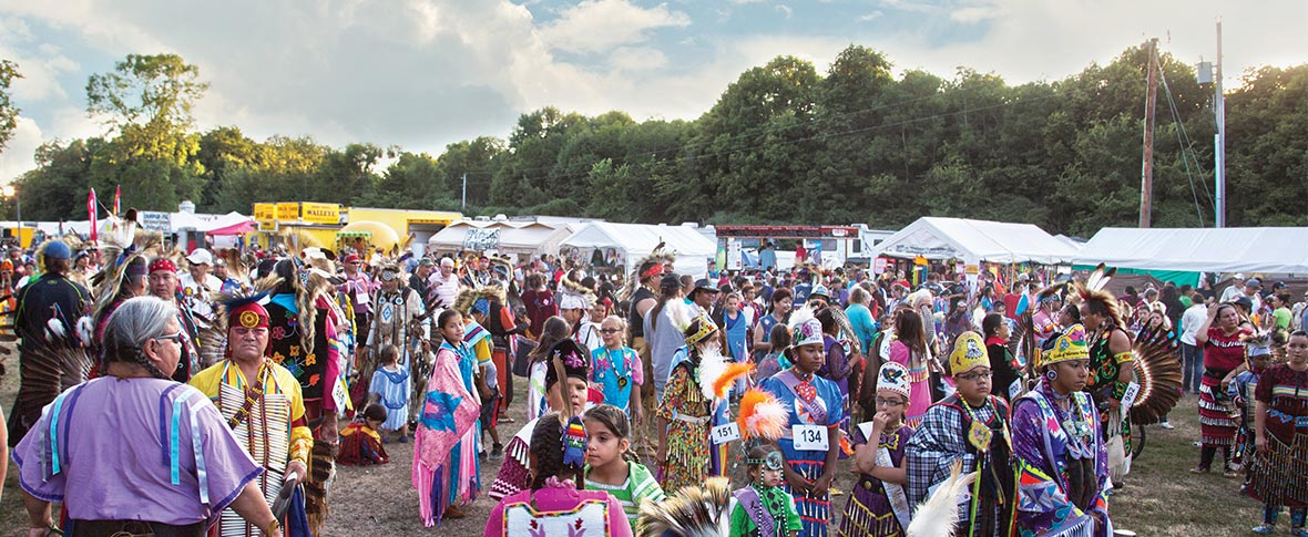 47th Annual Mille Lacs Band Powwow