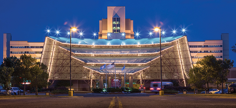 Grand Casino Hinckley Hotel - Grand Casino MN