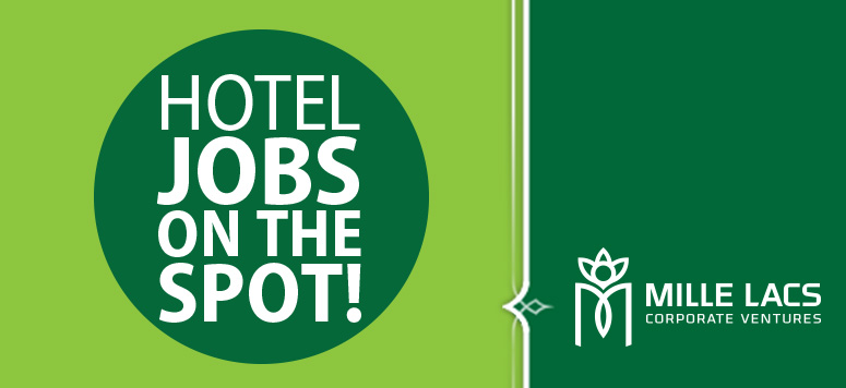 Hotel Jobs On The Spot