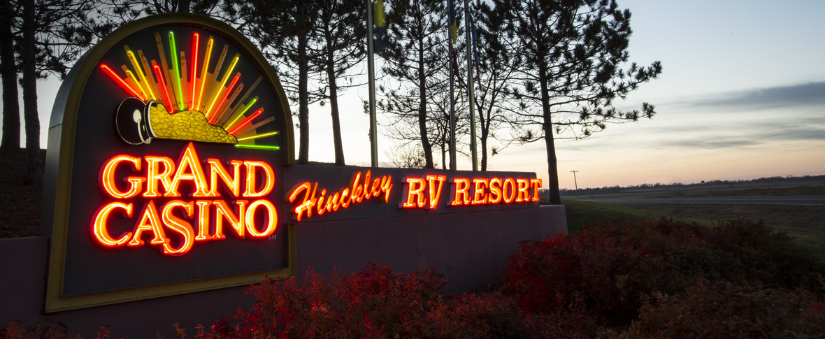 Grand casino hinckley golf packages