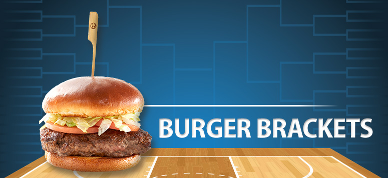 Four lucky players will score a free burger a week for a year!