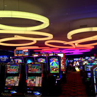 Grand Casino Hinckley Gaming Floor