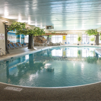 Grand Casino Mille Lacs Pool Area