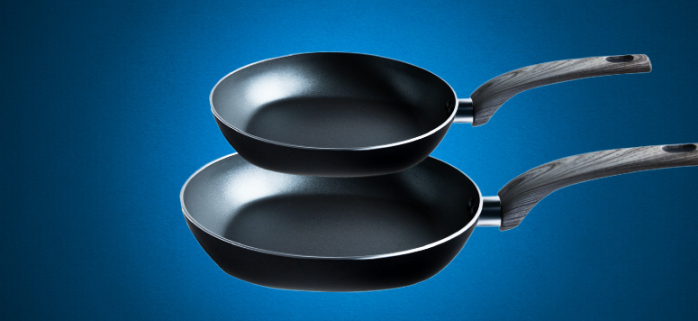 Non-Stick Skillet Set
