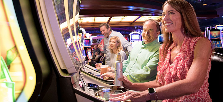 Play Slots at Grand Casino