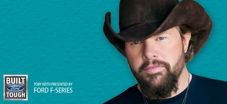 Toby Keith Presented by Ford F-Series