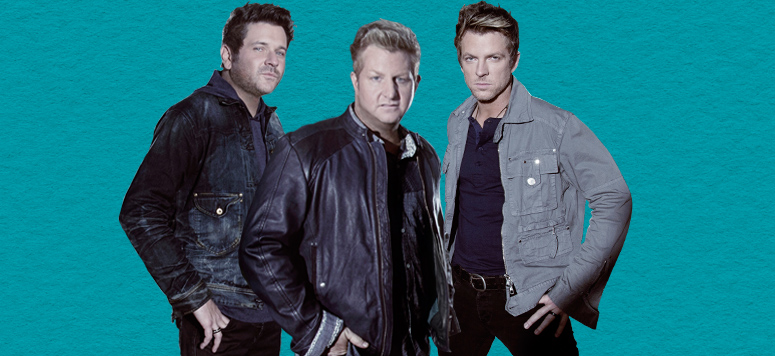Rascal Flatts at Grand Casino Hinckley on August 18!