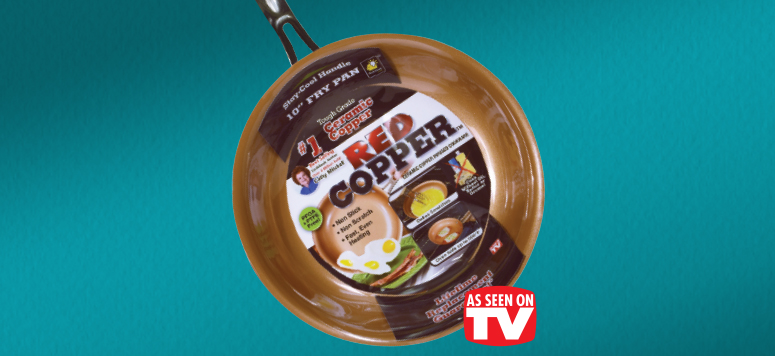 Red Copper™ Round Pan