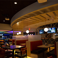 Brand Burger Bar at Grand Casino Mlle Lacs