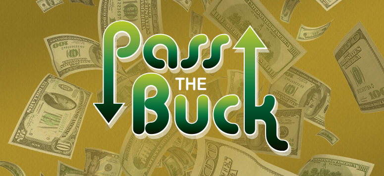 Play to win a share of up to $28,000 in Pass the Buck at Grand Casino Mille Lacs!