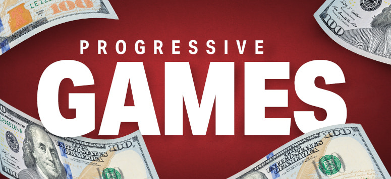 Progressive Games at Grand Casino Mille Lacs